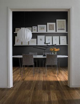 Vackra golv hemma