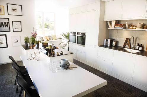 Marbodal lanserar Plus – köksglädje med platsbyggd känsla