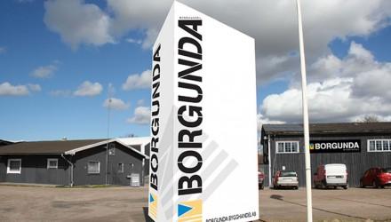 Borgunda Bygghandel i Mariestad