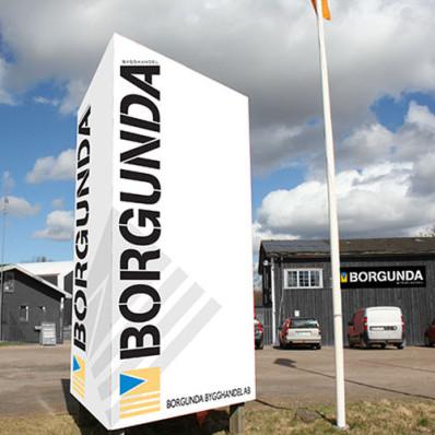 Butik och utställning i Mariestad