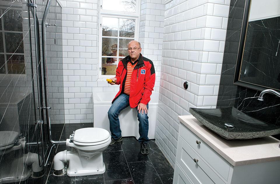 Rätt byggmetoder förhindrar vatten- och fuktskador