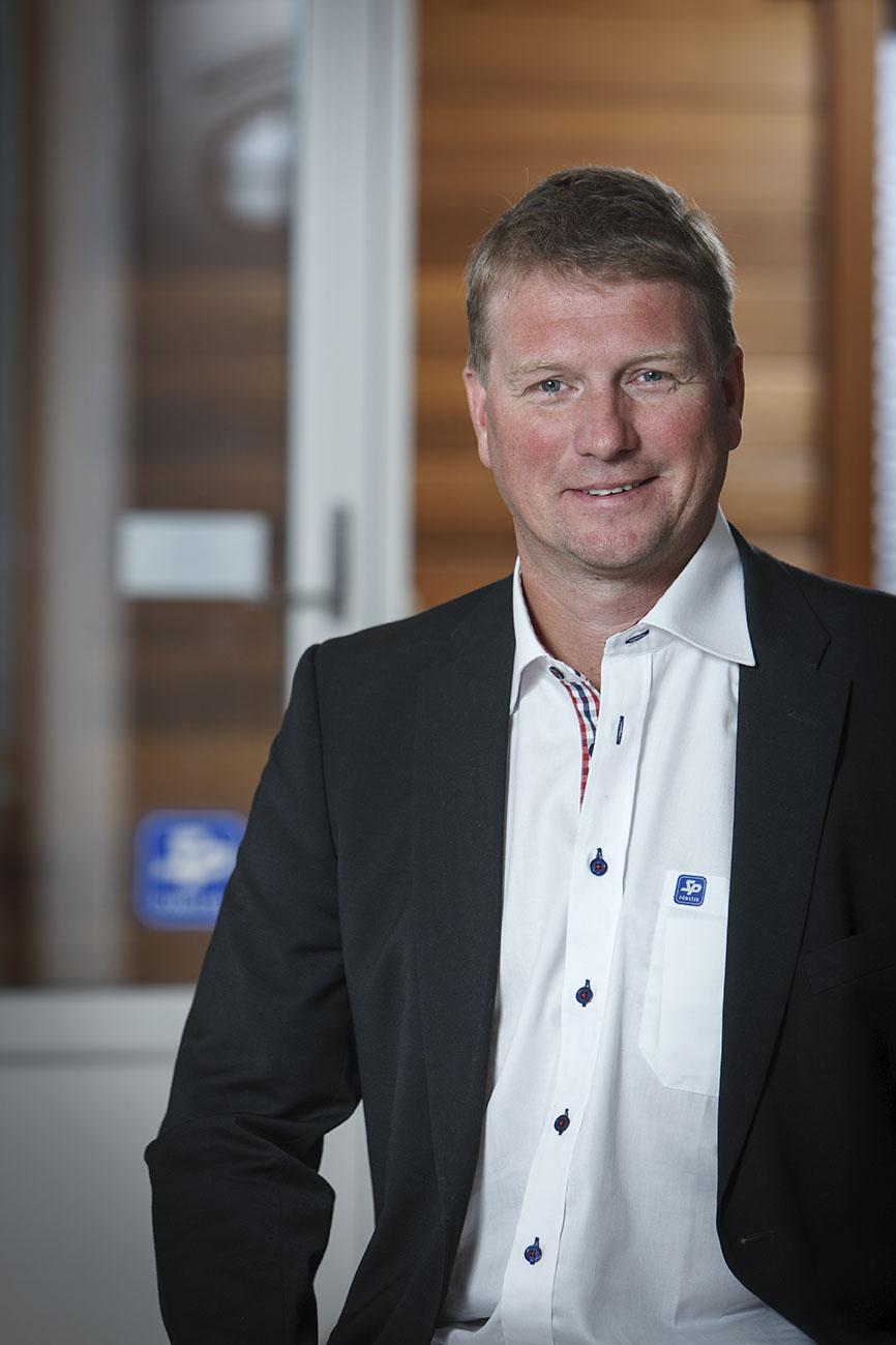 Per-Olof Uppegård - SP Fönster