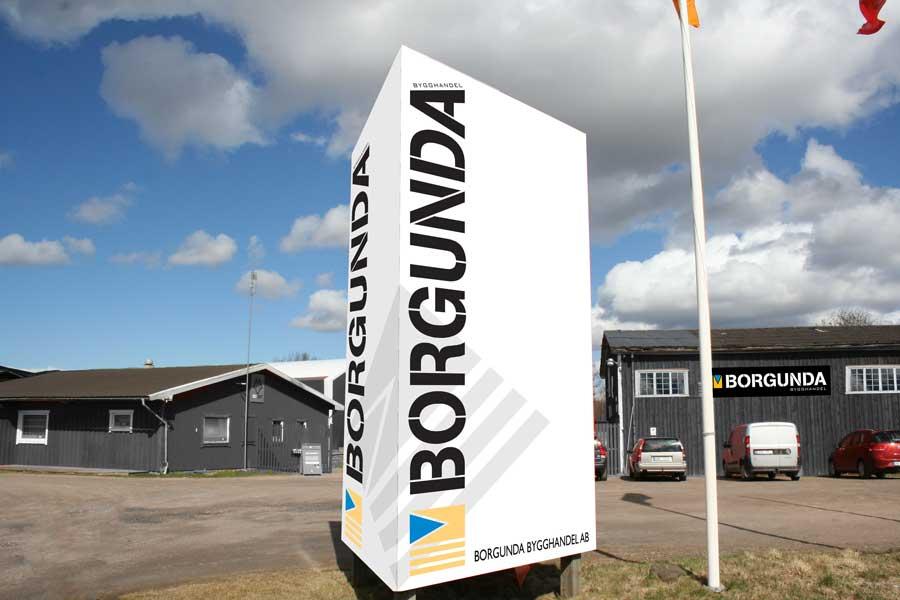 Borgunda Bygghandel tar klivet till Mariestad