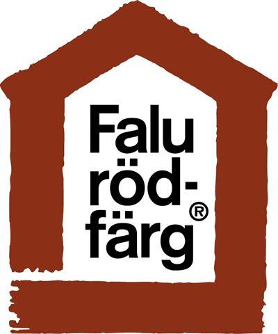 Falu Rödfärg logga