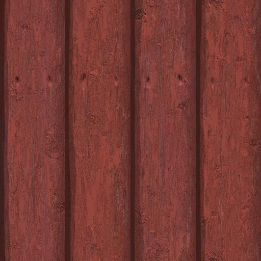 Falu Rödfärg – Pigmentet räcker 100 år till