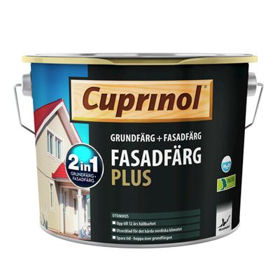 Cuprinol Fasadfärg Plus