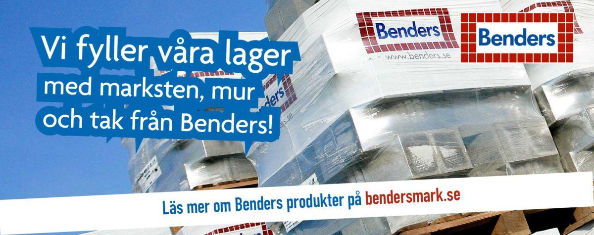 Bendersmark