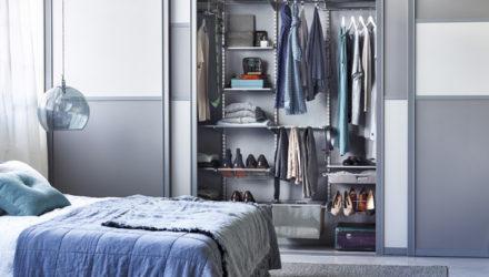 Våra garderober är överfulla med kläder