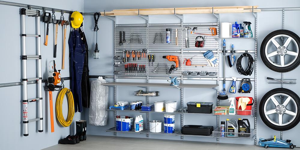 Garderobsinredning och Skjutdörrar