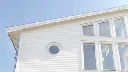 Valfri profil också på aluminiumfönster