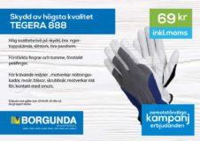 Tegera Handske 888