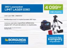Laserpaket 360gr Limit 1080