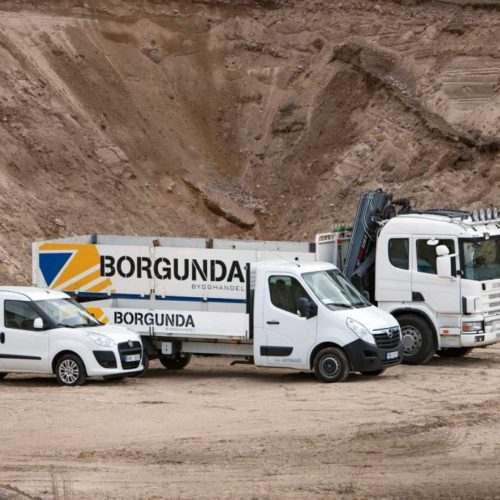 Vi vässar logistiken