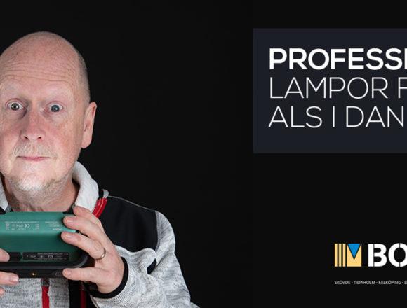 Kampanj professionella arbetslampor från ALS