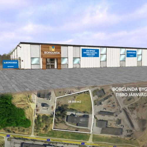 Borgunda Bygghandel expanderar till Tibro