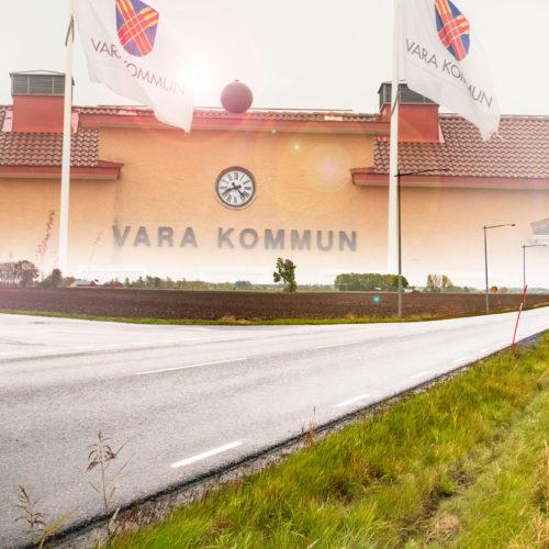Borgunda Bygghandel AB förvärvar mark i Vara kommun