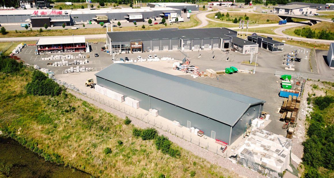 Borgunda Bygghandel AB expanderar i Skövde